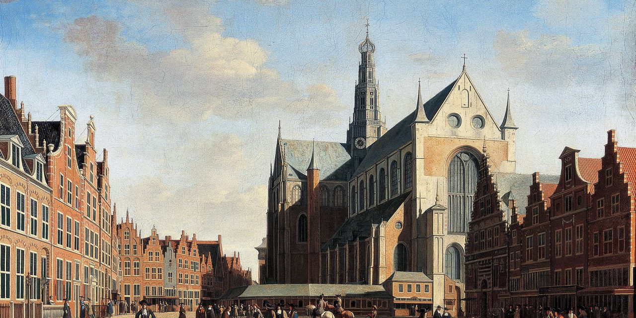 Haarlem history: the golden age